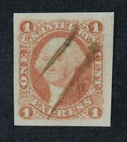 CKSTAMPS: US REVENUE STAMPS COLLECTION SCOTTR1A USED