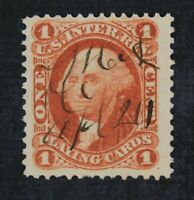 CKSTAMPS: US REVENUE STAMPS COLLECTION SCOTTR2C USED