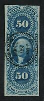 CKSTAMPS: US REVENUE STAMPS COLLECTION SCOTTR56A USED