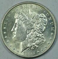 1882-O $1 MORGAN SILVER DOLLAR MINT STATE UNC UNCIRCULATED