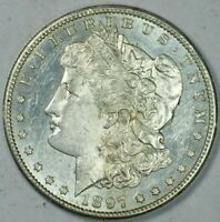 1897-S MORGAN SILVER DOLLAR MINT STATE UNCIRCULATED MS UNC