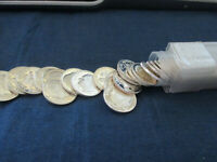 ROLL OF 47 1992 S PROOF ROOSEVELT  3 MIXED DATE 90  SILVER