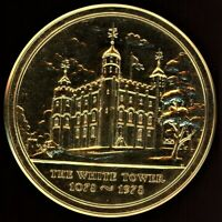 1978 TOWER OF LONDON MEDAL WITH CASE BY THE ROYAL MINT