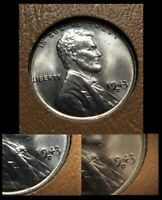 1943 D/D RPM  LINCOLN CENT UNCIRCULATED - BRILLIANT   9