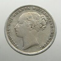 QUEEN VICTORIA SILVER SHILLING____GREAT BRITAIN____MINTED 1887____63 YEAR REIGN