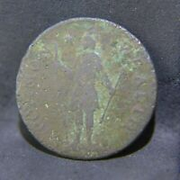 1787 MASSACHUSETTS CENT   OLD COLONIAL COPPER   DATE NOT CLE