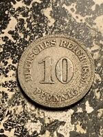 1889 A GERMANY 10 PFENNIG LOTQ9533