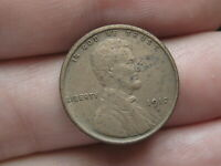 1912 S LINCOLN CENT WHEAT CENT- EXTRA FINE  DETAILS