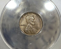 1909-S VDB ANACS AU58 LINCOLN WHEAT CENT PENNY GOOD EYE APPEAL