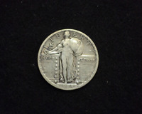 HS&C: 1924 STANDING LIBERTY QUARTER VF - US COIN