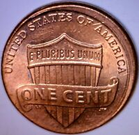 2015 ERROR OFF CENTER LINCOLN CENT UNCIRCULATED / BU   O/C C