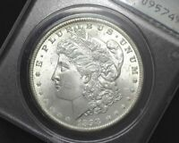 HS&C: 1898 O MORGAN DOLLAR PCGS MINT STATE 64