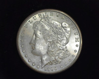 HS&C: 1890 S MORGAN SILVER DOLLAR BU CHOICE - US COIN