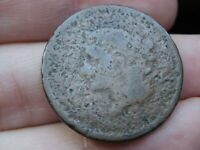 1839 BOOBY HEAD LARGE CENT PENNY
