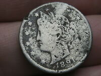 1891 LIBERTY HEAD V NICKEL 5 CENT PIECE- FINE DETAILS