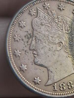 1883 LIBERTY HEAD V NICKEL- NO CENTS- EXTRA FINE  DETAILS- COPPER PLATED?
