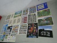NYSTAMPS MINT NH US STAMP SHEET COLLECTION RETAIL $259