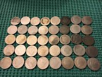 COMPLETE ROLL OF 40 1891 LIBERTY NICKELS- LOW MINTAGE DATE