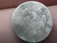 1829 SILVER CAPPED BUST HALF DIME