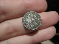 1870 THREE 3 CENT NICKEL- METAL DETECTOR FIND?