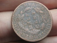 1809 CAPPED BUST HALF CENT- ROTATED REVERSE MINT ERROR