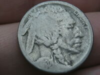 1920 S BUFFALO NICKEL 5 CENT PIECE- VG DETAILS