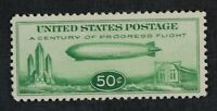 CKSTAMPS: US AIR MAIL STAMPS COLLECTION SCOTTC18 50C MINT H
