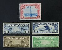 CKSTAMPS: US AIR MAIL STAMPS COLLECTION SCOTTC7 C11 MINT H O