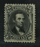CKSTAMPS: US STAMPS COLLECTION SCOTT98 15C LINCOLN UNUSED RE