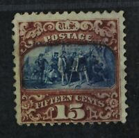 CKSTAMPS: US STAMPS COLLECTION SCOTT119 15C PICTORIAL UNUSED