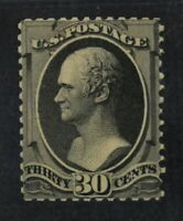 CKSTAMPS: US STAMPS COLLECTION SCOTT154 30C HAMILTON UNUSED