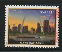 GATEWAY ARCH 2017 EXPRESS $23.75 SC 5157 USED SECOND OFF PAP
