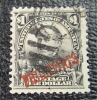 NYSTAMPS US PHILIPPINES STAMP  237 USED $200
