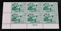 NYSTAMPS US DUCK PLATE BLOCK STAMP  RW16 MINT OG NH $425 PLA