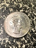 1963 LUXEMBOURG 100 FRANCS LOTZ1867 LARGE SILVER COIN  HIGH GRADE  BEAUTIFUL