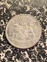 1907 SWEDEN 2 KRONOR LOTZ2360 SILVER  KM773 CLEANED SCRATCHES