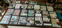 LOT MNH 1600 FOREVER STAMPS INCLUDES 50  HIGH VALUE STAMPS P