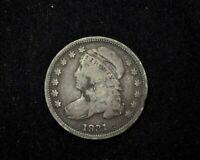 HS&C: 1831 CAPPED BUST DIME VG - US COIN