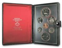 1978 CANADA DOUBLE SILVER DOLLAR PROOF COIN YEAR SET  Y55