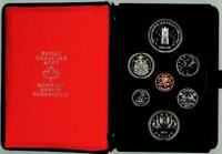1977 CANADA DOUBLE SILVER DOLLAR PROOF COIN YEAR SET  Y56