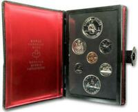 1975 CANADA DOUBLE SILVER DOLLAR PROOF COIN YEAR SET  Y58