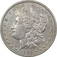1896-O MORGAN DOLLAR- HIGH GRADE EXAMPLE