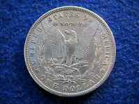1900 MORGAN SILVER DOLLAR - SHARP, BRIGHT, LUSTROUS EXTRA FINE