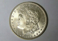 GEM BU 1885-O MORGAN SILVER DOLLAR NEW ORLEANS MINT COIN 2-2520