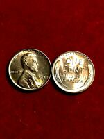 1949-S LINCOLN CENT, CHOICE GEM BRILLIANT  UNCIRCULATED COIN