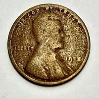 1918 LINCOLN WHEAT CENT | GOOD DETAIL | ECONOMY S/H  FREE S/H $25 | 9-08