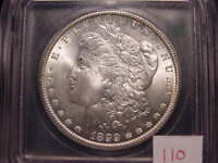 1899-O MORGAN DOLLAR VAM-30 ICG MINT STATE 64  BEAUTIFUL WHITE PQ COIN COMBINED SHIPPING