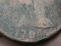 1794 LIBERTY CAP LARGE CENT PENNY- LETTERED EDGE