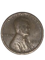 1927 LINCOLN WHEAT CENT PHILADELPHIA MINT
