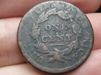 1808-1814 CLASSIC HEAD LARGE CENT PENNY